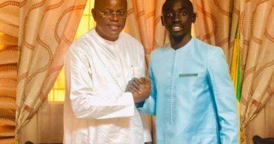 Papiss Demba Cissé se lance dans la détection de footballeurs