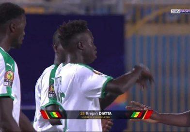 CAN 2019 – Vidéo : Sénégal 2-0 Tanzanie , Admirez le But de Krepin Diatta !