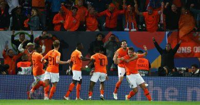 hollande vs england