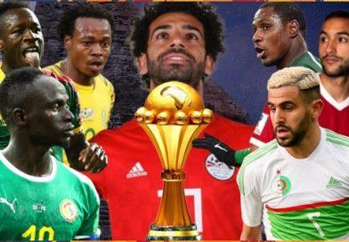 CAN 2019 : Les dix stars africaines à surveiller !