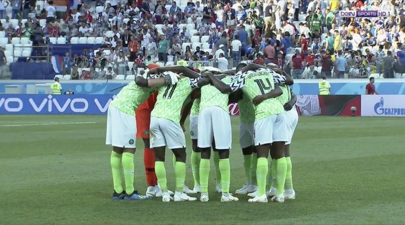 nigeria amical