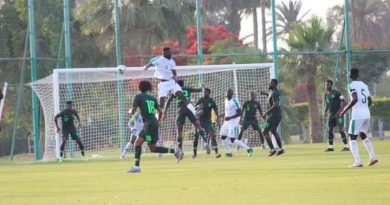 senegal 1-0 nigeria amical