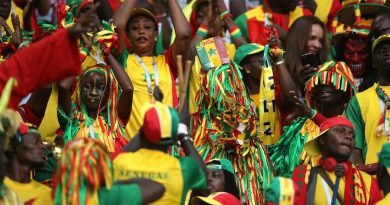 supporters senegal can 2019