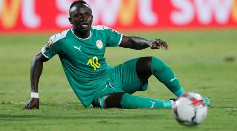 Soccer Football - Africa Cup of Nations 2019 - Quarter Final - Senegal v Benin - 30 June Stadium, Cairo, Egypt - July 10, 2019  Senegal's Sadio Mane            REUTERS/Mohamed Abd El Ghany