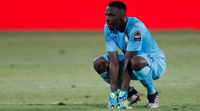CAN terminée pour le gardien du Sénégal Édouard Mendy