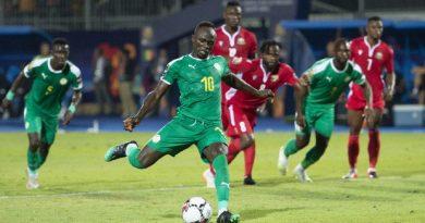 Sadio Mané restera le numéro un pour les penaltys