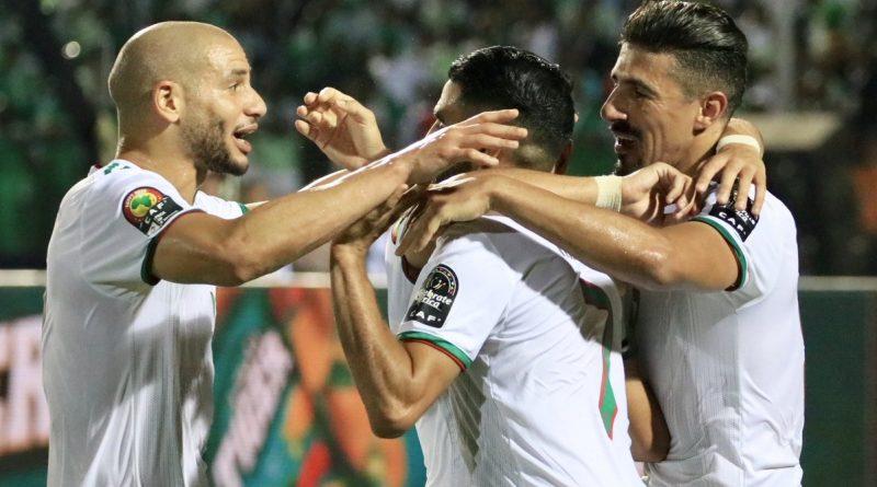 algerie 2-1 nigeria