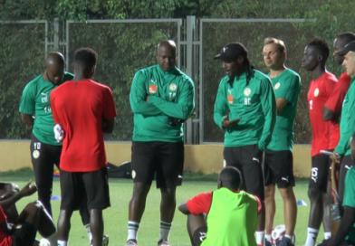 Aliou Cissé convoque 23 joueurs dont 6 retours pour le Brésil, Mbaye Diagne zappé