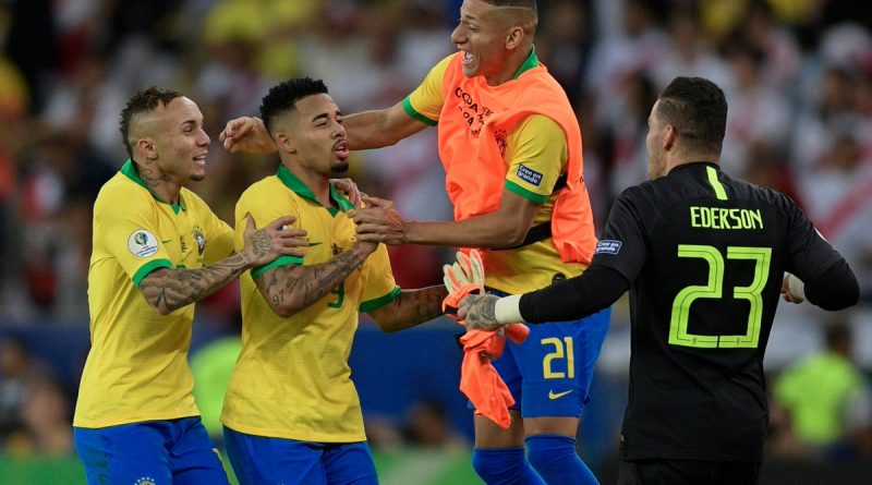 bresil copa 2019