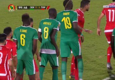 Vidéo , CAN 2019 – Le but qui envoi le Sénégal en finale !