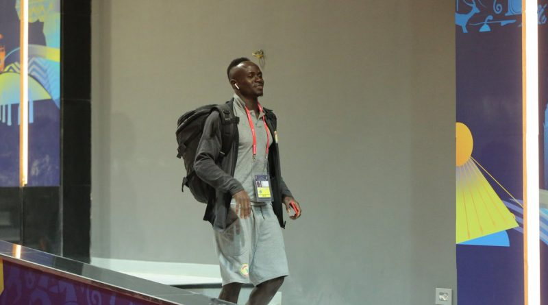 entreee sadio finale can 2019