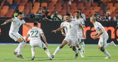 l'Algérie qui remporte cette CAN 2019