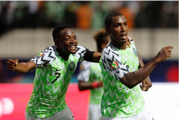 le Nigeria renverse le Cameroun et file en quarts
