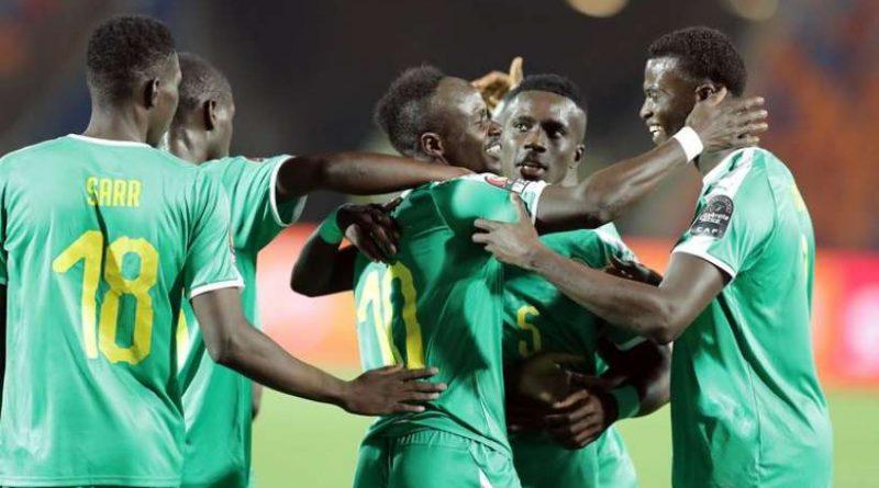 le Sénégal s'en sort contre l'Ouganda