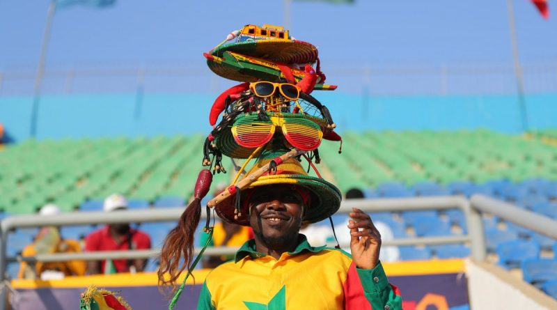 supporter senegal can 2019