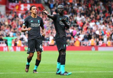 Vidéo : Le but de Sadio Mané face à Burnley ce samedi !