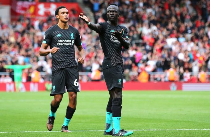 16 non-penalty Premier League goals in 2019