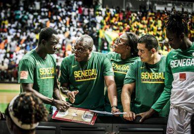 Conférence de presse du Coach Cheikh Sarr après la Qualification des Lionnes en Finale !