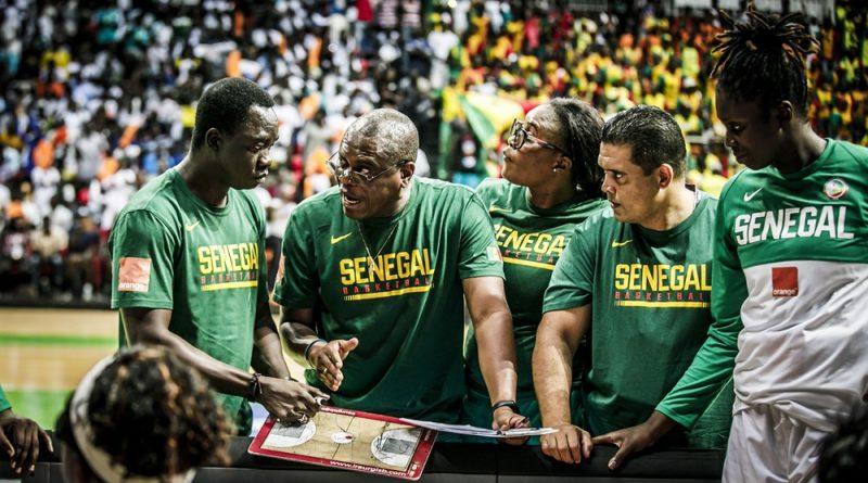Afrobasket 2019-Cheikh Sarr