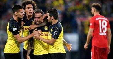 Le Borussia Dortmund punit le Bayern Munich