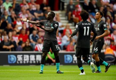 Premier League , Southampton 1-2 Liverpool , Regardez le joli but de Sadio Mané !