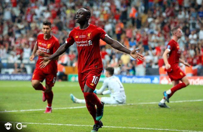 Liverpool remporte la Supercoupe d'Europe 2019