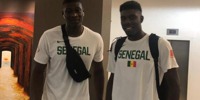 Maurice Ndour et Hamady Ndiaye