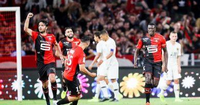 Paris tombe à Rennes dès la 2e journée