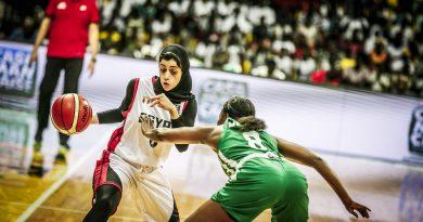 affiches des huitièmes de finale afrobasketwomen 2019