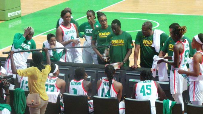 Afrobasket Féminin 2019 : Le Sénégal perd la Finale face au Nigeria !