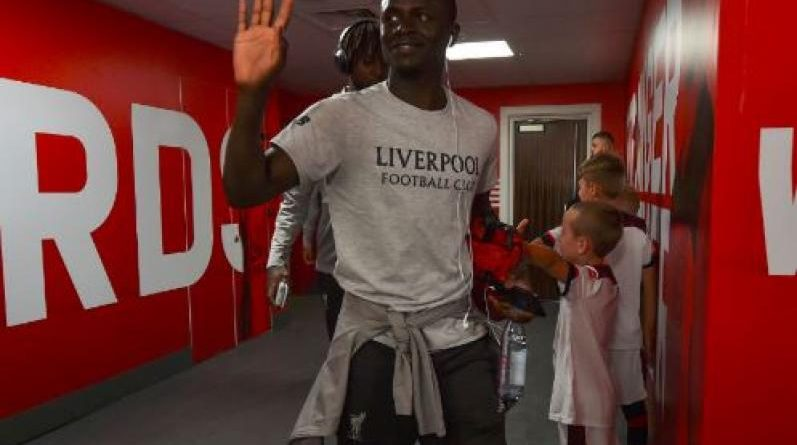 sadio vs southampton 2019