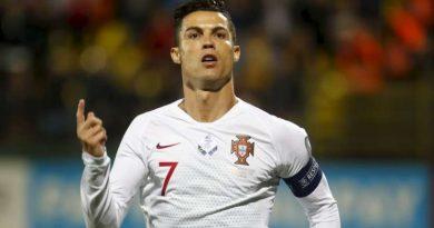Cristiano Ronaldo a encore fait parler la poudre
