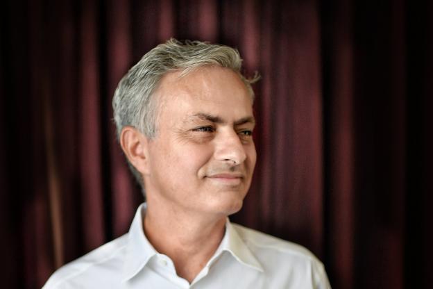 José Mourinho prend des cours d'allemand