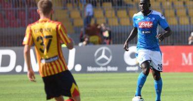 LecceNapoli 1-4