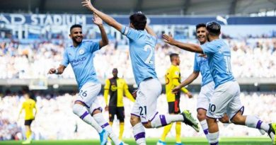 Manchester City a régalé contre Watford