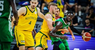 Maurice Ndour basket mondial