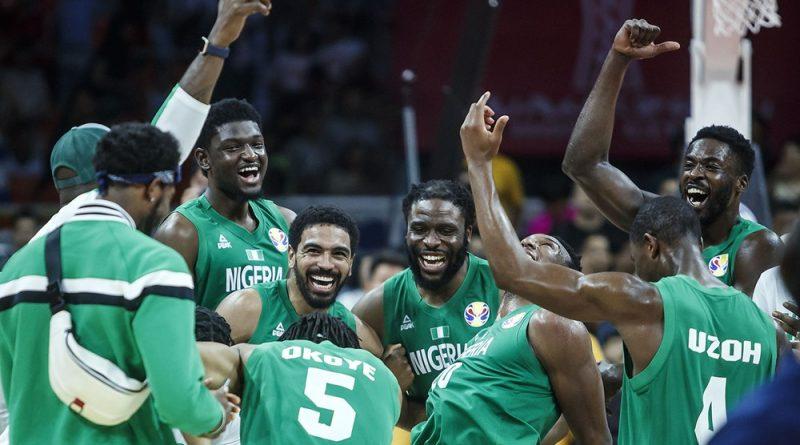 le Nigeria décroche son billet pour les JO 2020