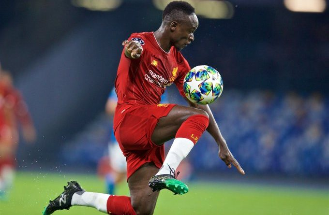 sadio vs naples ldc 2019