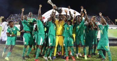Le Sénégal champion devant le Ghana