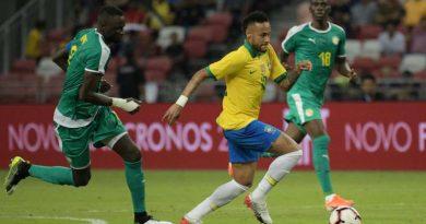 Neymar n'a pas su faire la différence face aux Sénégalais