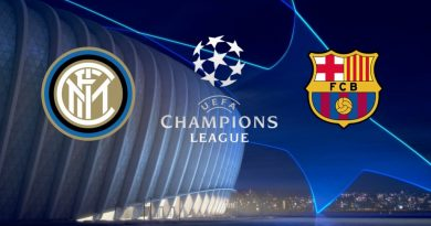 choc Barcelone vs Inter Milan