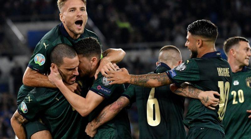 euro 2020 l'Italie qualifiée