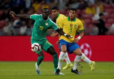 Vidéo : Le But de Famara Diedhiou pour le Sénégal face au Brésil  !