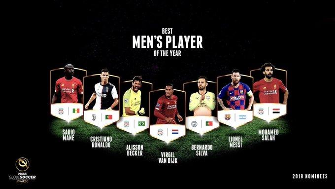 globe soccer 2019