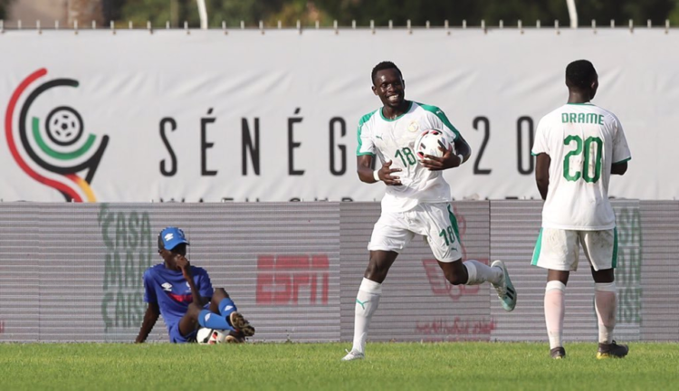 le Sénégal rejoint le Ghana en finale