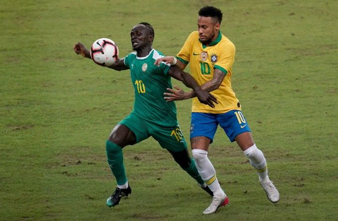 sadio vs neymar