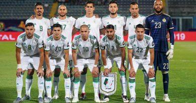 11 Algérie 5-0 Zambie