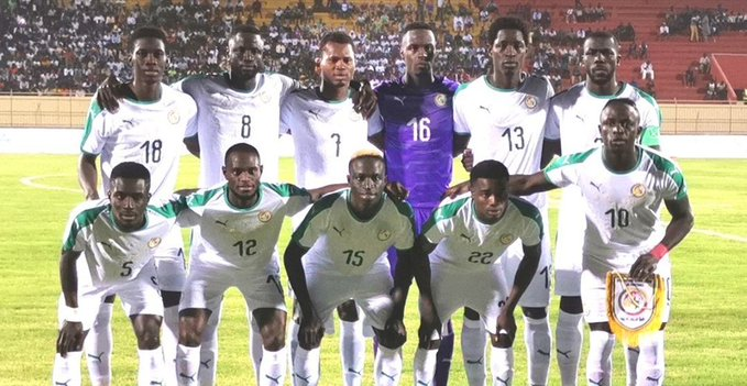 11 Sénégal vs Congo