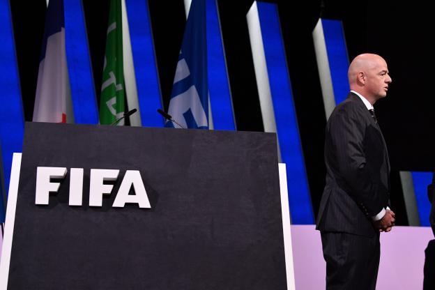 La FIFA a signé un accord avec le WLF