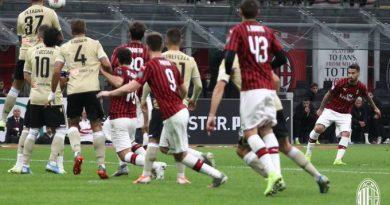 Le Milan s'impose timidement 1-0 grâce à un splendide coup franc de Suso